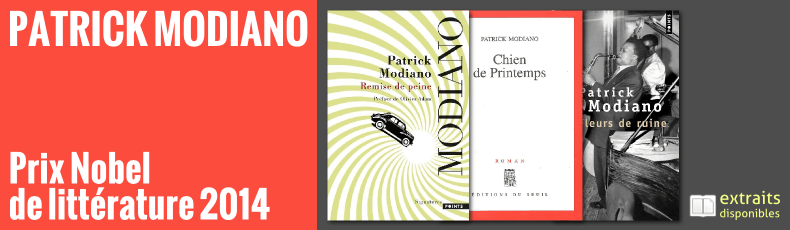Modiano-Nobel-Seuil